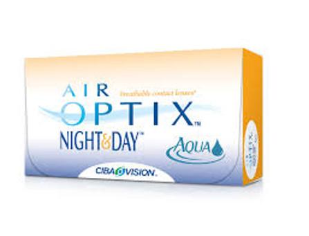 kontaktlencse AIR OPTIX NIGHT&DAY napi