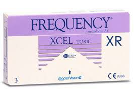 FREQUENCY XCEL TORIC RX
